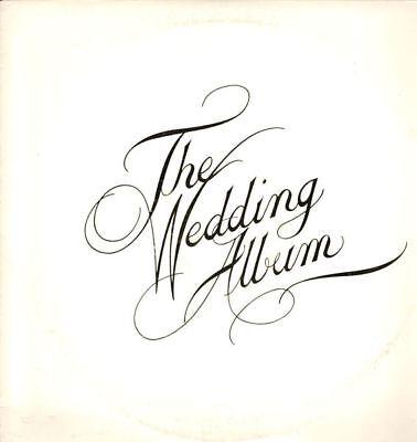 The Wedding Album lp Roby Duke Kelly Willard Michele Pillar Tome Coomes + - The Wedding Album