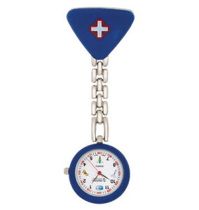 MEDICSTOX CHAIN LAPEL & STETHOSCOPE WATCHES MEDICAL INSTRUMENT