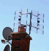 Use HDTV Antenna for Watching Local and US HD Channels FREE