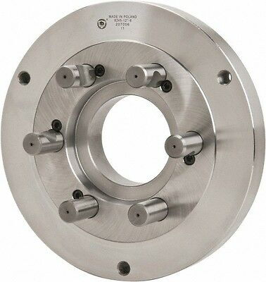 Bison Lathe Chuck Back Plate For Set-tru 10 In Chuck D1-8 7-875-108