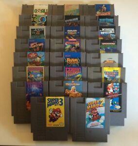 Nintendo/Nes Games