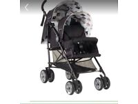 My child sienta duo pushchair