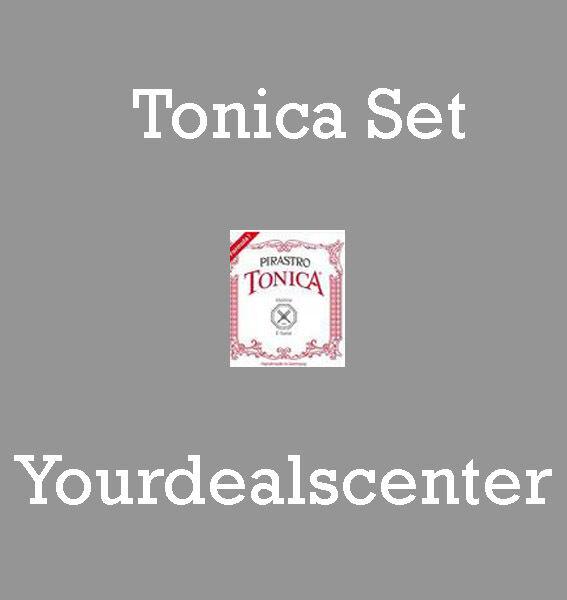 "Tonica Viola C String Up to 16.5"" Tungsten-Sil  Medium"