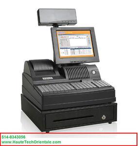 Caisse enregistreuse système POS tout en un logiciel de caisse West Island Greater Montréal image 3