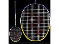 Yonex 9000 nanospeed badminton racket
