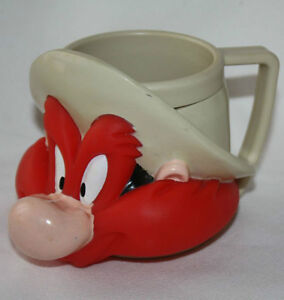 Several CARTOON NOVELTY Mugs - some ceramic, some polyresin