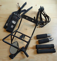 Bicycle touring accessories