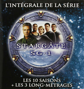 Stargate SG-1 - L'intégrale des 10 saisons + 3 films Gatineau Ottawa / Gatineau Area image 1