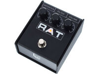 PROCO RAT Distortion/Overdrive pedal, unboxed