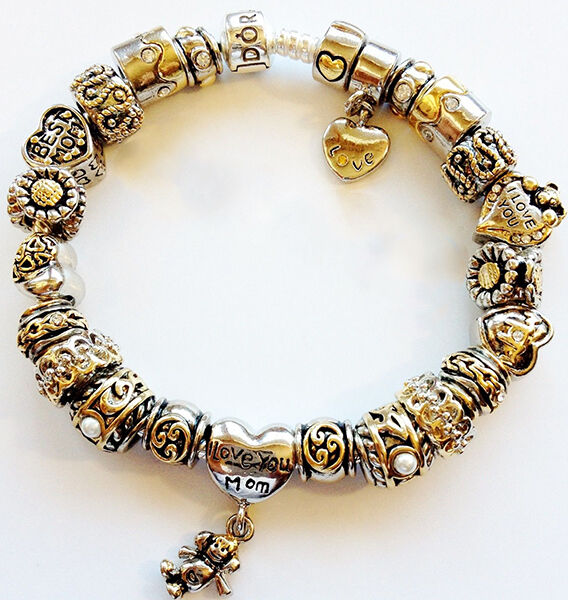 How To Put Charms On Pandora Bracelet: Pandora Silver Charm Bracelet Buying Guide