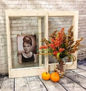 Antique Window Picture Frames