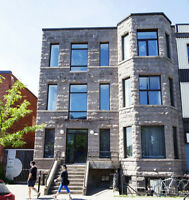 IMMEUBLE 3 ETAGES SUR AVE DU PARC,QUARTIER MILE END