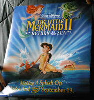 Selling New Little Mermaid Poster