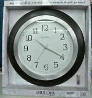 Horloge Murale de 43 cm (17 po) Bulova City of Montréal Greater Montréal Preview