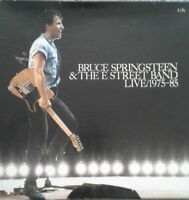 BRUCE SPRINGSTEEN & THE E STREET BAND LIVE/1975-85 - C5X 40558
