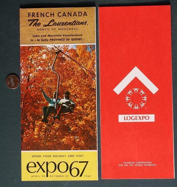 1967 Montreal Canada Expo 67 World
