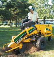 Affordable Stump Grinding - FREE QUOTES