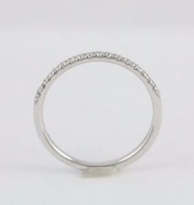 18k White Gold Diamond Anniversary Band (0.16 tdw) #2883 Oakville / Halton Region Toronto (GTA) image 2