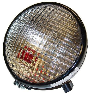 John Deere A B G R Rear Combo Red Dot Tail Light 12 Volt W Switch