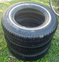 3 summer tires