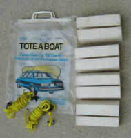 Car Top Carrier for Canoe or Boat