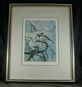 FRAMED LIMITED EDITION PRINT ONLY  $40.00 MARIO FERNANDEZ