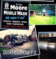 Custom pressure washing and auto detailing fully mobile