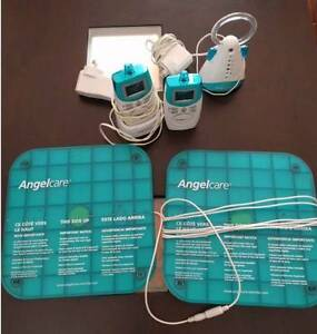 AngelCare Deluxe Movement & Sound Monitor Duncraig Joondalup Area Preview