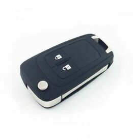 Details about VAUXHALL ASTRA J 2 BUTTON REMOTE KEY CUT AND PROGRAMMED PROGRAMMING