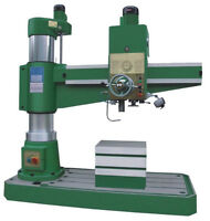 New Stanko 1600 2'' Radial Arm drill