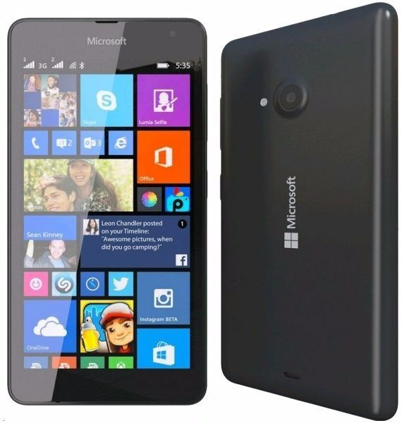 MICROSOFT Lumia 535in Leigh, ManchesterGumtree - MICROSOFT Lumia 535 smart phone for sale, Spare phone just been sitting in a drawer, hardly used. I know it takes 02/GiffGaff, Not sure if it takes other networks