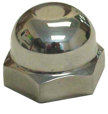 Steering Wheel Nut Chrome Massey Ferguson Te20 Tea20 To20 To30 To35 50 202 204