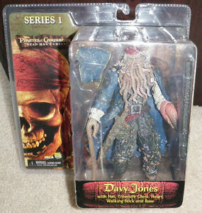 Pirates of the Caribbean; Dead Man's Chest Davy Jones figure
