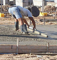 Skilled Concrete Placer/Finisher Required Top Pay