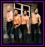 The Comic Strippers: Capitol Theatre June 12!