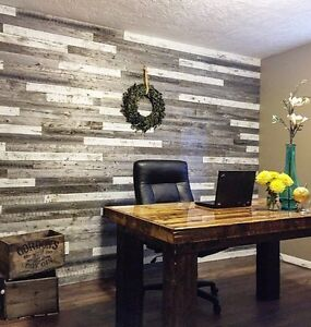 Barnwood for feature walls