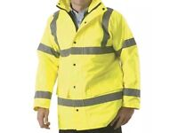 Hi vis jacket M or L
