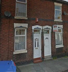 2 bedroom house Burslem *NO DEPOSIT