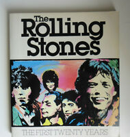 The Rolling Stones Books