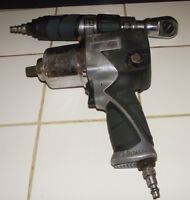 MASTERCRAFT AIR TOOLS IMPACT RATCHET DIE GRINDER $35.00