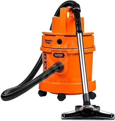 Vax 6131 Multifunction Vacuum Carpet upholstery cleaner washer Wash Vac Wet Dry