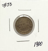 1900 Spain 50 Cents Alfonso XIII Great Silver Coin