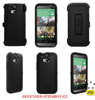 HTC ONE M8 DEFENDER  OTTERBOX CASE