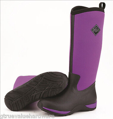 Boots - NEW MUCK Purple Arctic Adventure Womens Extreme Snow Winter Boots 6,7,8,9,10+