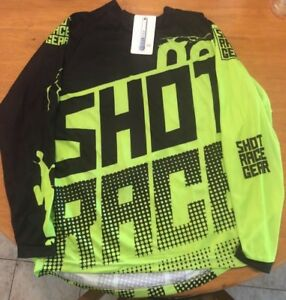 Shot race jerseys MX/BMX
