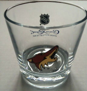 CROWN ROYAL GLASS - PHOENIX COYOTES