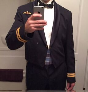 Air Force Mess Kit Tuxedo