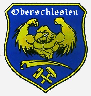 Autoaufkleber - Oberschlesien - Schlesien - Slask