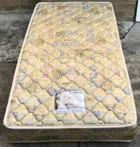 Excellent single mattress only for sale. Delivery available Kingsbury Darebin Area Preview