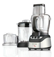 Robot culinaire Black and Decker FP2650SC stainless